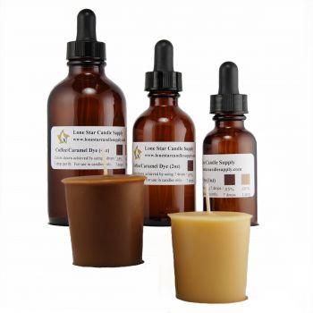 Coffee/ Caramel Liquid Dye