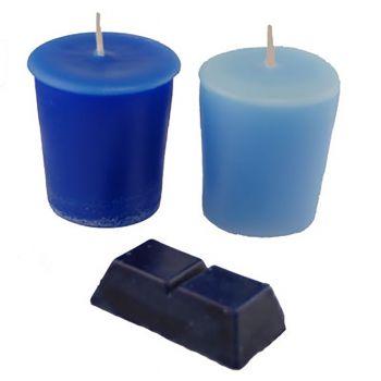 #17 Cobalt Blue Dye Block