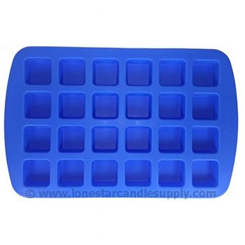 Silicone Square Mold - 24 count