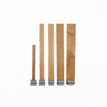 NEW! Wooden Wick Sample Kit
