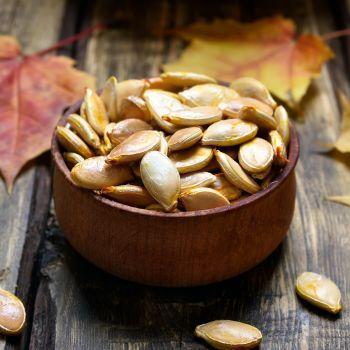 Pumpkin Seeds & Oud