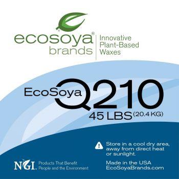 NEW! EcoSoya Q210 Soy Wax