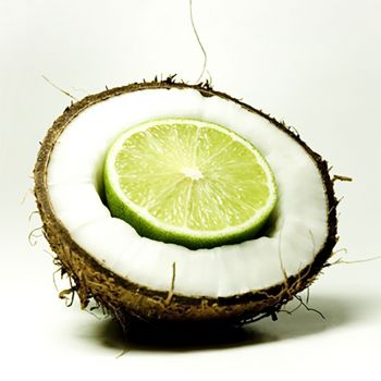 Coconut Lime Verbena (type)