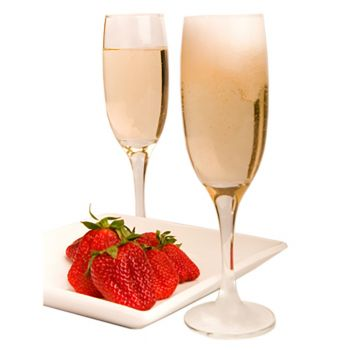 Strawberries & Champagne (type)