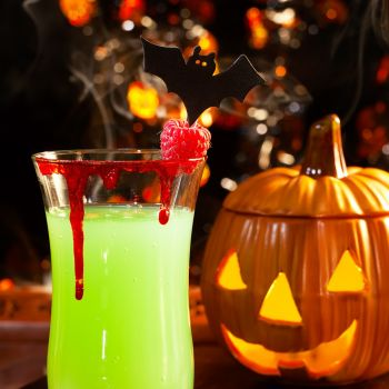 NEW! Spooky Punch