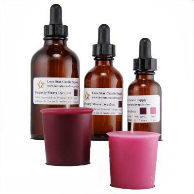 Burgundy/ Mauve Liquid Dye