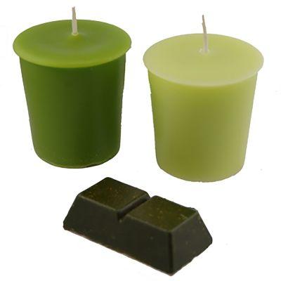 #12 Lime Green Dye Block