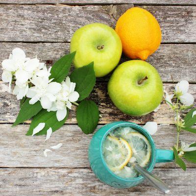 NEW! Jasmine & Green Apple (type)