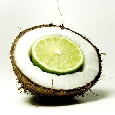 Coconut Lime Verbena (type)