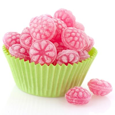 Sour Raspberry Candy