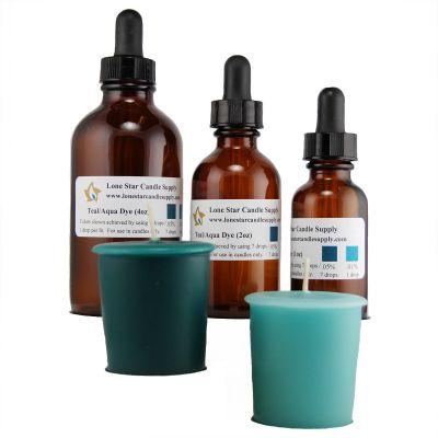 Teal/Aqua Liquid Dye