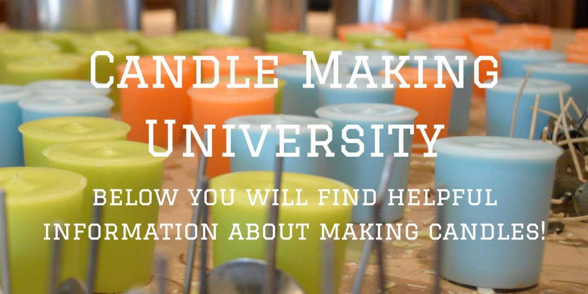 Candle Making University