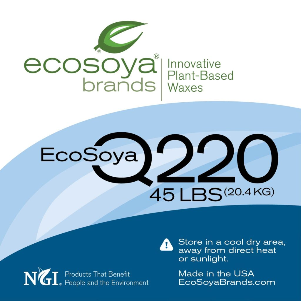 EcoSoya Q220 Soy Wax