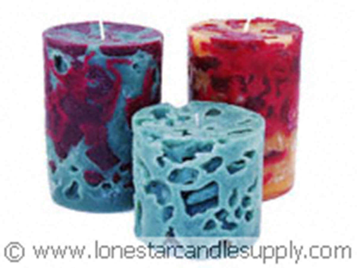 How To Make Ice Candles Candle Making University